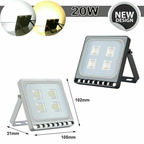 10-500W LED Fluter mit Bewegungsmelder//Stecker Aussen Strahler IP65 Scheinwerfer