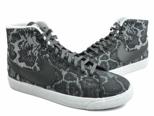 Mid Platinum Nuevo Jcrd Pure Qs oscuro Prm Nike Gris Blazer 001 Mujer 749522 Negro YU5nZq