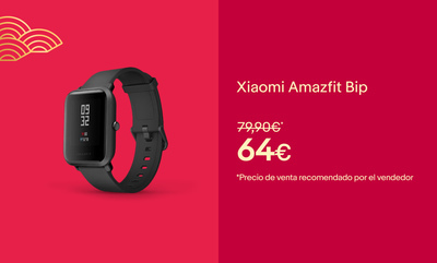 Ofertas smartwatches y bands
