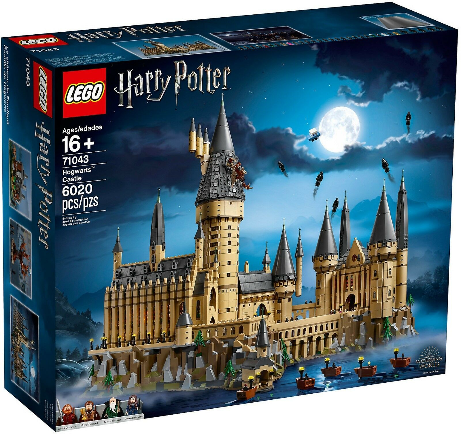 LEGO Harry Potter Collectionneurs 71043 - Chateau Poudlard™ exclusif NEUF