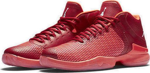 Nike Men's Jordan Super.Fly 4 PO Red/Wh-Infrared 23 SZ-12 819163-602 No-Box-Top