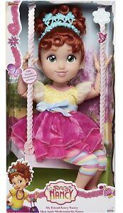 Adorable-Disney-Fancy-Nancy-MY-FRIEND-Fancy-Nancy-DOLL-18-034-Tall-Articulated-New