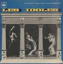 Bulle OGIER, KALFON, CLEMENTI, M. PORTAL, I. JULLIEN Les Idoles French LP CBS