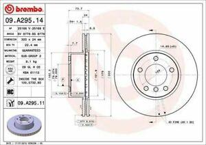 Brembo 09.A295.11 Brake Disc