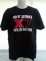 "Suzuki X7 GT250 ""Quarter Litre"" Motorcycle Tribute T Shirt Size S,M,L,X-L"