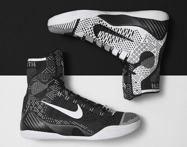 Nike Kobe 9 IX Elite jordan BHM size 11. 704304-010 jordan Elite beethoven prelude FTB 4e6754