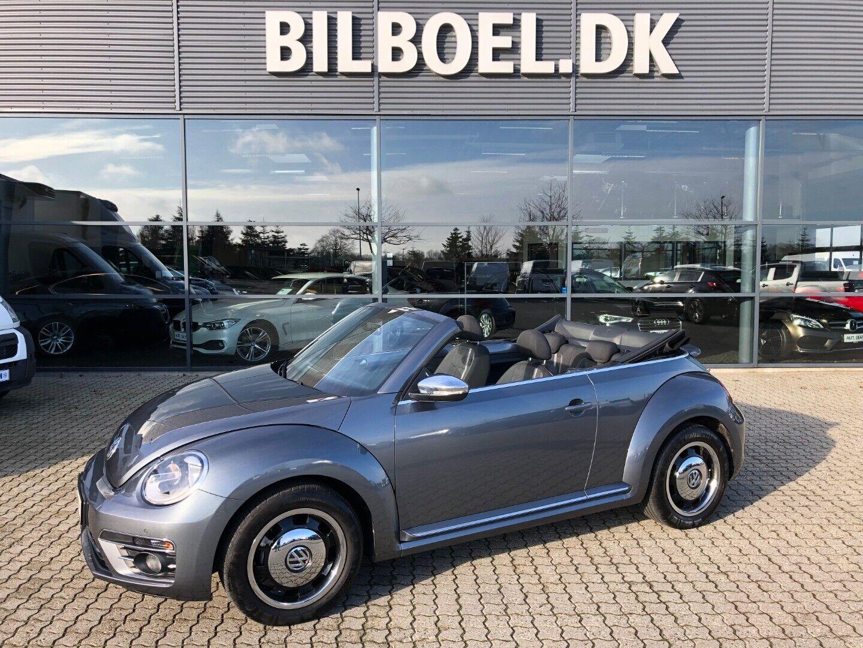 VW The Beetle 1,4 TSi 150 Life Cabriolet DSG 2d