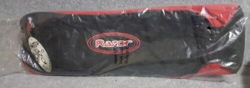 New original RAZOR SCOOTER Red// Black Padded Carry Bag Reinforced Case