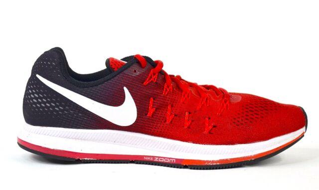 completamente Fielmente oscuro  Size 10.5 - Nike Air Zoom Pegasus 33 Red - 831352-601 for sale online | eBay