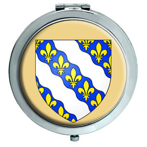 Yvelines (Frankreich) Kompakter Spiegel