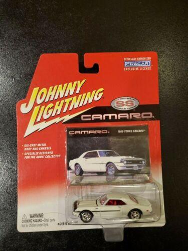 NIB * Johnny Lightning 35th anniversary Chevy Camaro SERIES 1:64