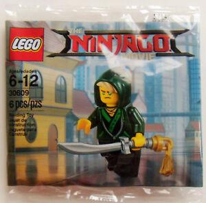 LEGO The Ninjago Movie Lloyd Minigigure PolyBag 30609