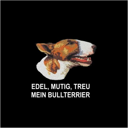 Giacca in Terrier Giacca Ricamo Siviwonder di Dog Bull pile UZwnqaP