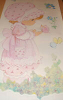 Precious Moments Wall Stickers Mural 8 Decals Nursery Room Decor 33 Tall