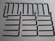 QTY 100 Hex Key Allen Wrench Short Arm Metric 1.5M