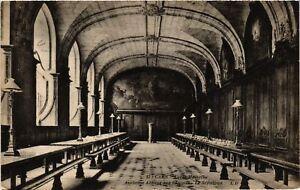 CPA-Caen-Lycee-Malherbe-Ancienne-Abbaye-aux-hommes-Le-Refectoire-515780