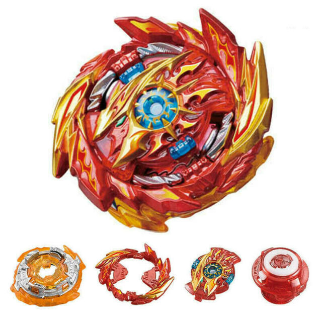 Beyblade BURST B-159 Super Hyperion Xc 1A Only Beyblade No Launcher No Box