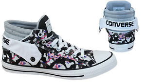 converse homme toile