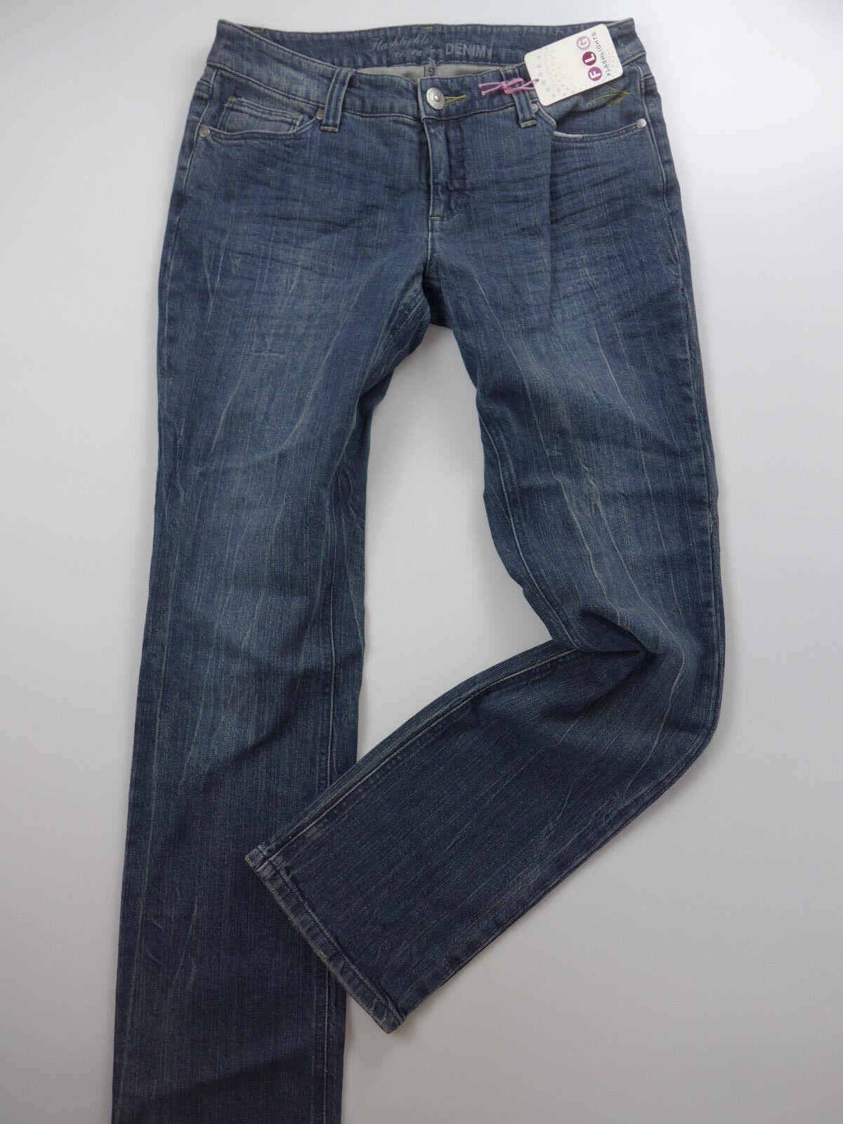 691 NEU Sheego 7//8 Hose Jeans Caprihose Gr 52 bis 58 Blue Ton