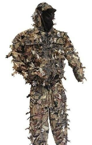 Shannon Outdoors 3D Leafy Bug Master 2 Piece Suit Obsession Camo 2XLarge 3XLarge