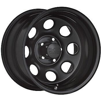 17x8 Black Wheel Black Rock Type 8 997B 5x5.5 0