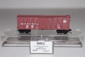 N Scale MTL 28130 Pennsylvania 40' Single Door Boxcar 564274