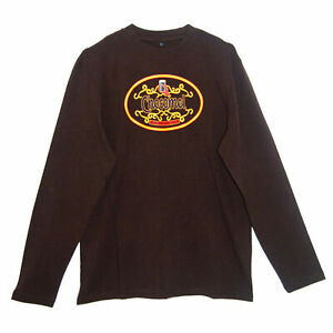 Chocomel-Langarm-Shirt-fuer-Maenner-in-XL