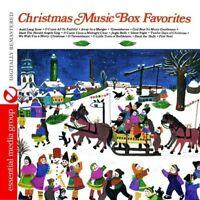 Holiday Music Box Tu - Christmas Music Box Favorites [new Cd] Manufactured
