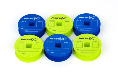 Fox Matrix EVA Rig Discs /& Pins GAC353 Vorfachbox Röllchen für Vorfächer Feedern