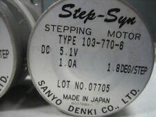 Used Sanyo Ims Im805 Nr1 Step Syn 103 770 6 Steepping Motor Driver 1pcs