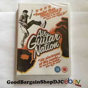 Air Guitar Nation (DVD, 2008)