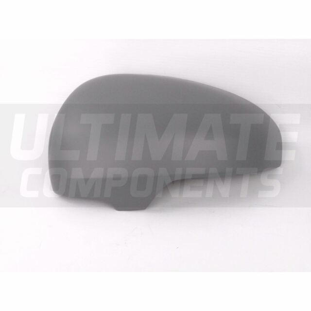 Toyota iQ 2009-2015 Primed Door Wing Mirror Cover O//S Drivers Right