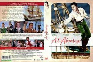 DVD-A-l-039-abordage-Errol-Flynn-NEUF