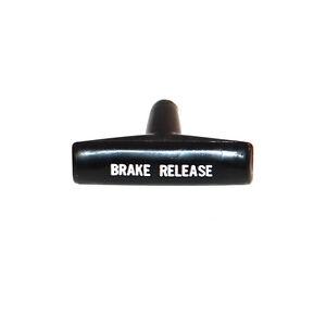 Emergency Parking Brake Release T Handle Jeep Cj8 Cj7 Cj5
