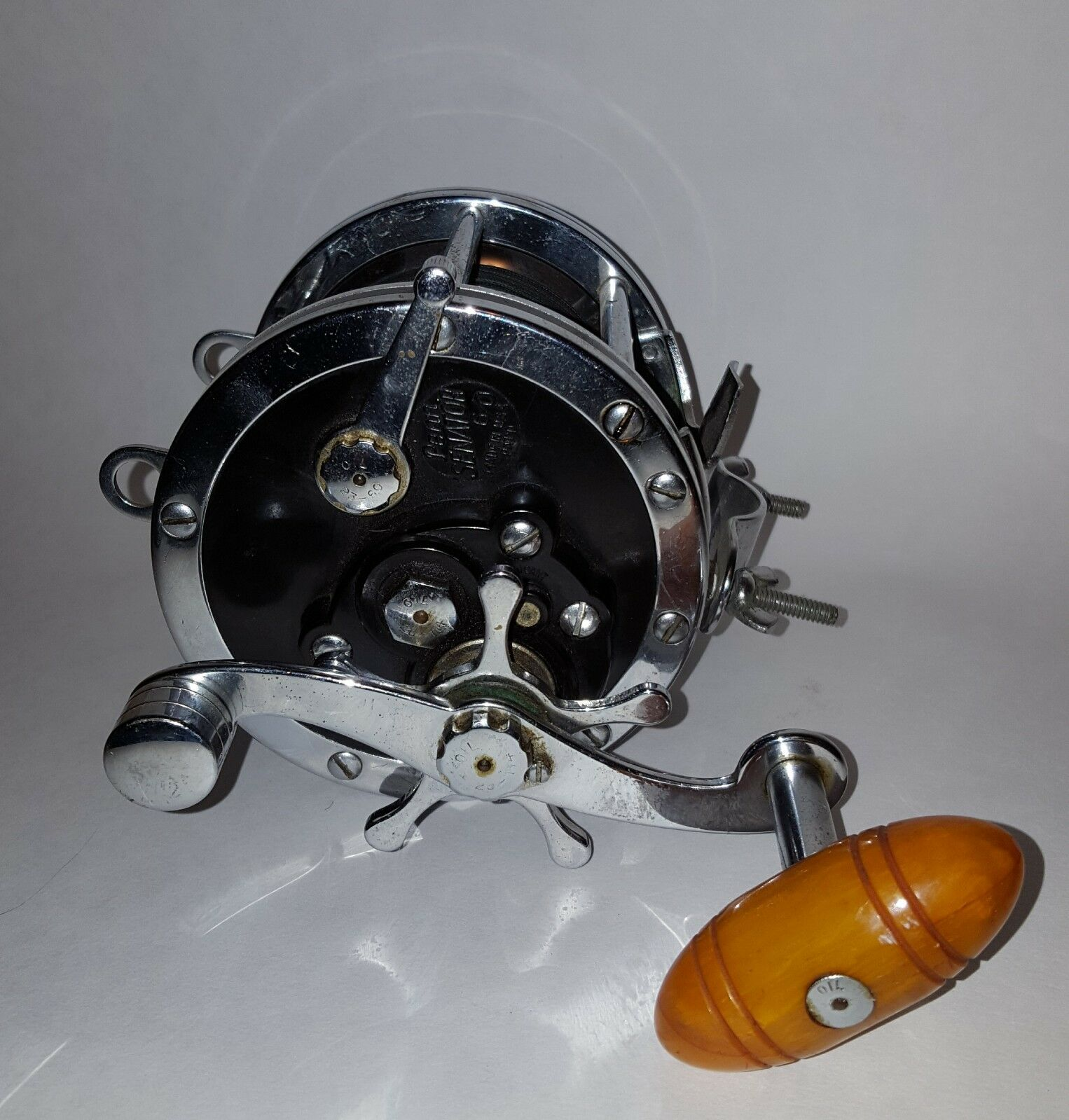 Vintage USA Penn Senator 6 0 Big Game Reel Sweet Condition Phili, Pa. Fishing