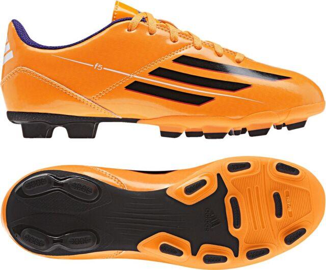 cheap for discount 9cf8a a0ded Adidas F5 Fg Bambini Scarpe da Calcio, Prato, Hardcourt, Tacchetti, F32752