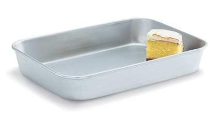 VOLLRATH 68076 Bake and Roast Pan,3-7//8 Qt.
