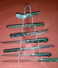1 Multi 7 Tier Display Stands For Vintage Factory Folding & Fixed Blade Knives