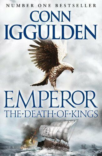 1 of 1 - The Death of Kings (Emperor Series, Book 2) by Iggulden, Conn 0007437137 The
