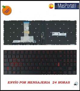 Tastiera-Spagnolo-Portatile-Lenovo-Legion-Y520-15IKBN-SN20M2740-Retroiluminad