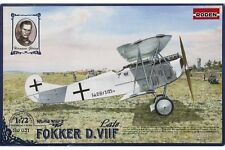 RODEN 031 1/72 Fokker D.VIIF Late