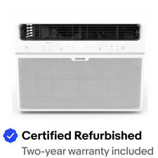 Toshiba Smart Window Air Conditioner w/ WiFi and Remote (Certified Refurbished)