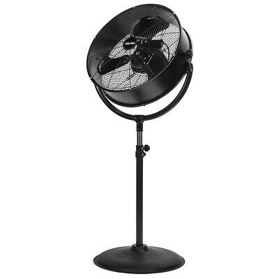 Large Heavy Duty Indoor Outdoor Patio, Free Standing Outdoor Fan