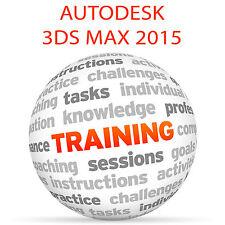 Autodesk 3DS MAX 2015 - Video Training Tutorial DVD
