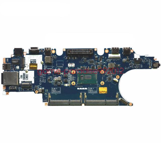 For DELL E5450 Laptop Motherboard ZAM70 LA-A901P With SR23X I5-5300U 2.30GHz CPU