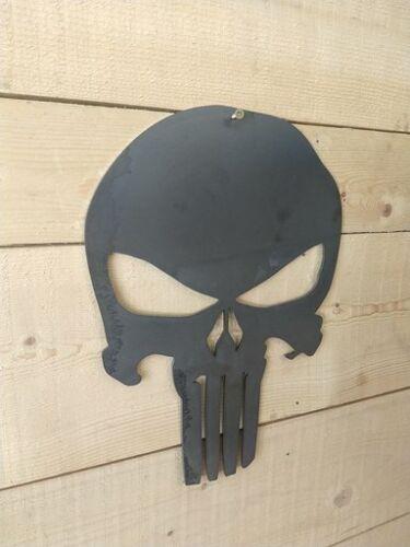 Premium* Punisher DC Comics Metal Sign Hand Finished Wall Art TV Movie Comic