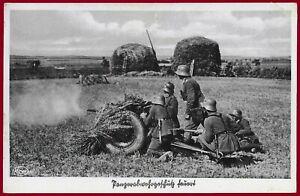 German WW 2 Third Reich postcard WEHRMACHT 1942  RPPC