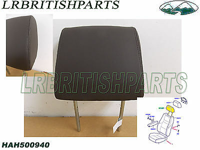 LAND ROVER HEADREST FRONT SEAT RANGE ROVER SPORT 05 TO 09 OEM