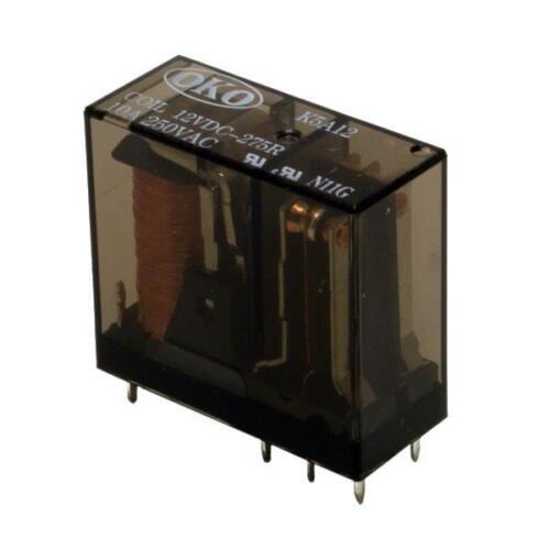 6V DC 1 X K5A06 RELÉ 68R Voltaje de bobina DPCO contacto Oko corriente nominal de 10A