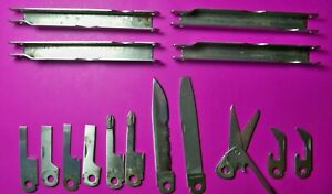 PST II Flair parts Leatherman Parts for Mod or Replacement PST